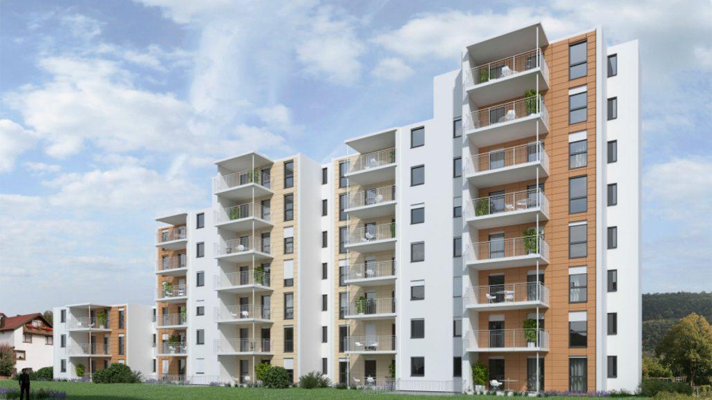 Kernsaniertes Mehrfamilienhaus mit 31 Einheiten in Geislingen Top Lage