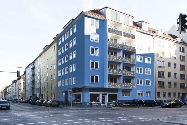blaues haus münchen maxvorstadt rw realwerte