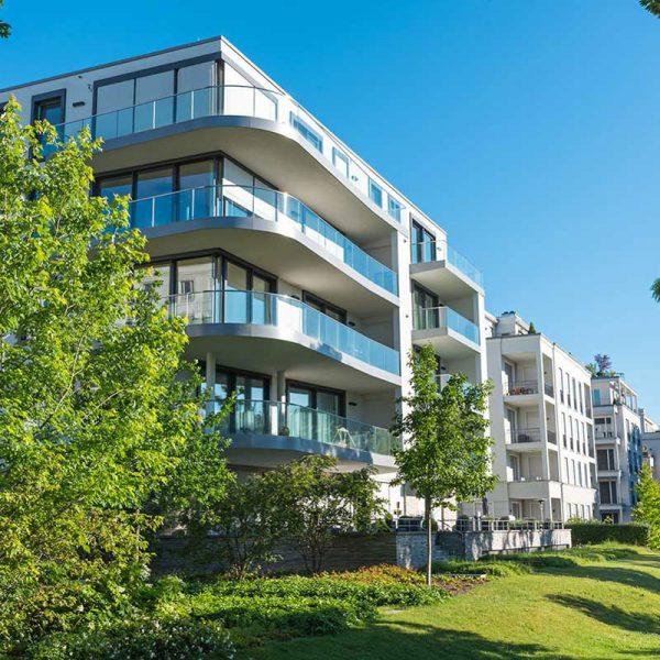 Neubauimmobilie als Kapitalanlage RW RealWerte GmbH