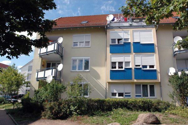 Objekt 6 Familienhaus in Nagold Aussenansicht Rueck RW RealWerte