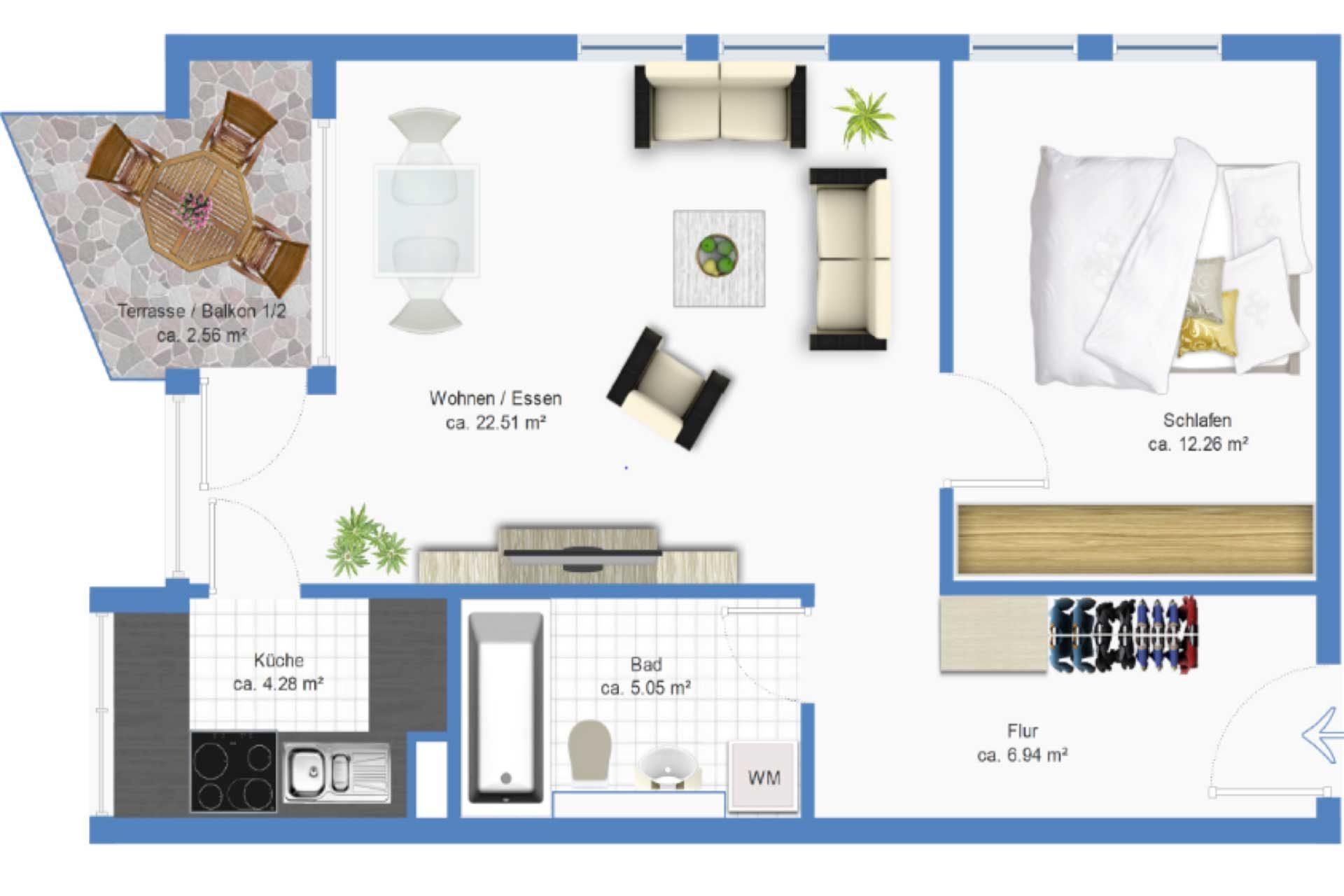 sch nes mehrfamilienhaus in nagold rw realwerte gmbh. Black Bedroom Furniture Sets. Home Design Ideas