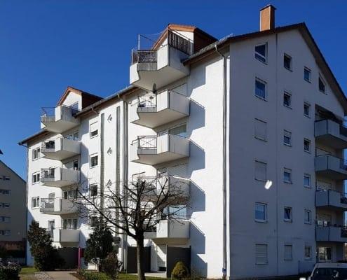 Objekt in Hockheim mit 22 Wohnungen